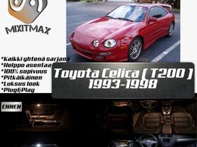 Toyota Celica (T200) Sisätilan LED -sarja ;10 osaa, Autovaraosat, Auton varaosat ja tarvikkeet, Tuusula, Tori.fi