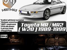 Toyota MR2 (W20) Sisätilan LED -muutossarja ; x7, Autovaraosat, Auton varaosat ja tarvikkeet, Tuusula, Tori.fi