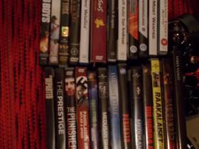 DVD+pelit, Elokuvat, Tampere, Tori.fi