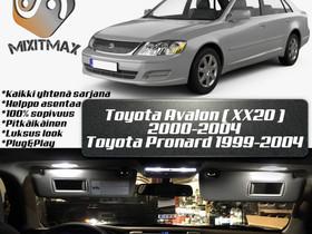 Toyota Avalon (XX20) Sisätilan LED -sarja ;15 osaa, Autovaraosat, Auton varaosat ja tarvikkeet, Tuusula, Tori.fi