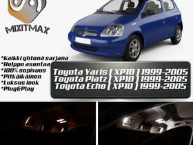 Toyota Yaris / Platz Sisätilan LED -sarja ; 5 osaa, Lisävarusteet ja autotarvikkeet, Auton varaosat ja tarvikkeet, Tuusula, Tori.fi