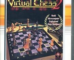 Virtual Chess 2 PC Uusi/Muoveissa Posti 2,5e/Nouto, Pelikonsolit ja pelaaminen, Viihde-elektroniikka, Tampere, Tori.fi