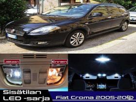 Fiat Croma (194) Sisätilan LED -sarja ;14 -osainen, Lisävarusteet ja autotarvikkeet, Auton varaosat ja tarvikkeet, Tuusula, Tori.fi