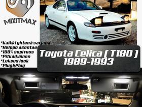 Toyota Celica (T180) Sisätilan LED -sarja ; 8 osaa, Autovaraosat, Auton varaosat ja tarvikkeet, Tuusula, Tori.fi