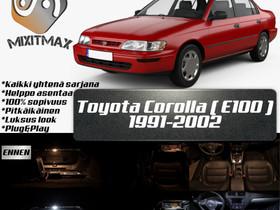 Toyota Corolla (E100) Sisätilan LED -sarja ;5 osaa, Autovaraosat, Auton varaosat ja tarvikkeet, Tuusula, Tori.fi