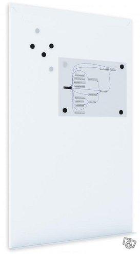 Modulivalkotaulu Pro 150x100 cm valkoinen