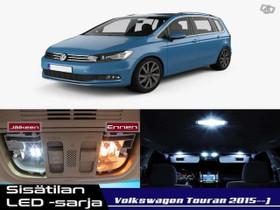 VW Touran (5T) Sisätilan LED -sarja ;x7, Lisävarusteet ja autotarvikkeet, Auton varaosat ja tarvikkeet, Tuusula, Tori.fi