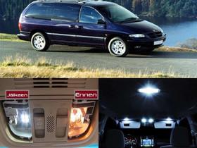 Chrysler Voyager (MK3) Sisätilan LED -sarja ;x20, Lisävarusteet ja autotarvikkeet, Auton varaosat ja tarvikkeet, Tuusula, Tori.fi