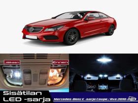 Mercedes-Benz (A207/C207) Sisätilan LED-sarja ;x14, Lisävarusteet ja autotarvikkeet, Auton varaosat ja tarvikkeet, Tuusula, Tori.fi