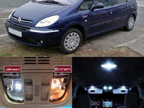 Citroen Xsara Picasso Sisätilan LED -sarja ; x12, Lisävarusteet ja autotarvikkeet, Auton varaosat ja tarvikkeet, Tuusula, Tori.fi