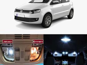 VW Fox Sisätilan LED -muutossarja ; 8 -osainen, Lisävarusteet ja autotarvikkeet, Auton varaosat ja tarvikkeet, Tuusula, Tori.fi
