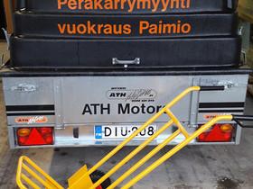 Nokkakärry kantavuus 200kg vaunun ostajalle 0e, Peräkärryt ja trailerit, Auton varaosat ja tarvikkeet, Ylöjärvi, Tori.fi