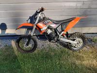 KTM sx65 osina
