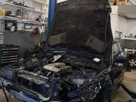 BMW 730DA sedan -99, Autovaraosat, Auton varaosat ja tarvikkeet, Jämijärvi, Tori.fi
