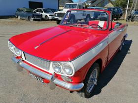 Triumph Vitesse Cabriolet 1966, Autot, Salo, Tori.fi