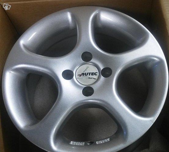 Uudet Autec Phoenix Alut 4x98 (4x100) 7x15 ET35