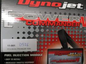 Powercommander AC PROWLER1000 09-, Moottoripyörän varaosat ja tarvikkeet, Mototarvikkeet ja varaosat, Helsinki, Tori.fi