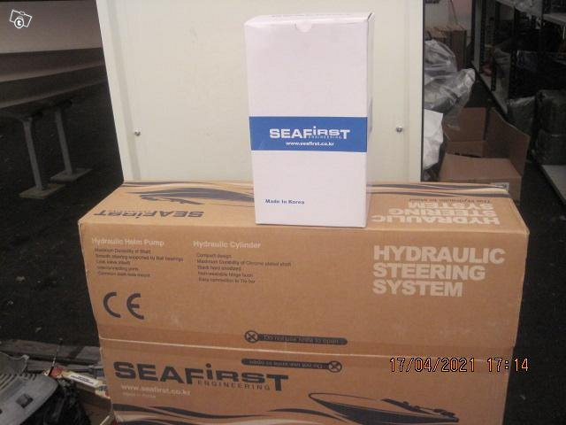 Hydrauliohjaukset veneeseen alk. 390 485 680