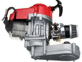 49CC 2-tahtimoottori vetokäynnistyksellä UUSI, Mopojen varaosat ja tarvikkeet, Mototarvikkeet ja varaosat, Vantaa, Tori.fi