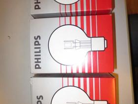Fotolamppuja Philips 500W 3 kpl, Maatalous, Paimio, Tori.fi