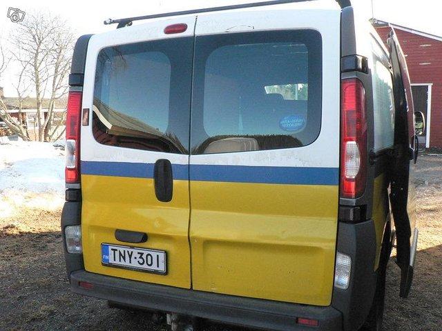 Opel Vivaro van L2H1 2,0 CDTI -07 7