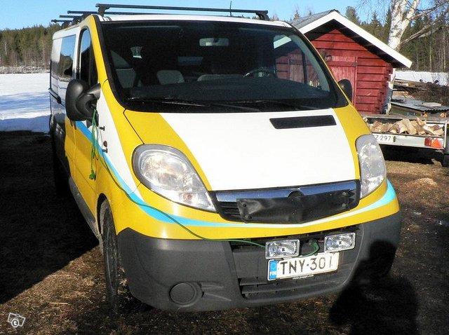 Opel Vivaro van L2H1 2,0 CDTI -07