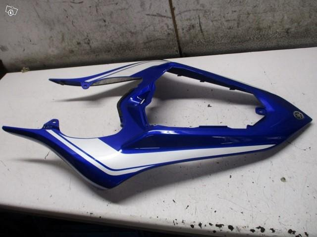 Yamaha R1 2008 osia