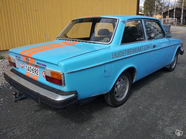 Volvo 142 2,0 -74 2