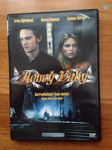 Honey Baby- dvd