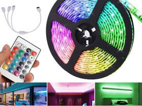 RGB-led-nauhapaketit, paljon valikoimaa, Sähkötarvikkeet, Rakennustarvikkeet ja työkalut, Vantaa, Tori.fi