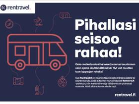 Tahdotko ansaita omalla matkailuajoneuvollasi?, Matkailuautot, Matkailuautot ja asuntovaunut, Oulu, Tori.fi