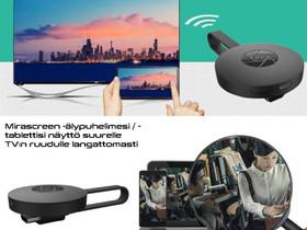 Mirascreen Wi-FI näyttö ;Pieni; FullHD 1080p; HDMI, Kotiteatterit ja DVD-laitteet, Viihde-elektroniikka, Tuusula, Tori.fi