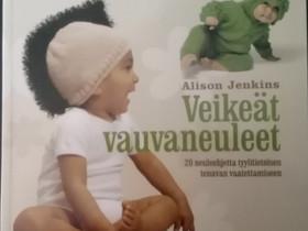 Veikeät vauvaneuleet, Harrastekirjat, Kirjat ja lehdet, Joensuu, Tori.fi