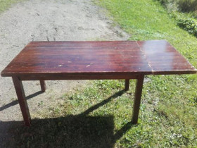 Iso tukeva pöytä, Pöydät ja tuolit, Sisustus ja huonekalut, Loppi, Tori.fi