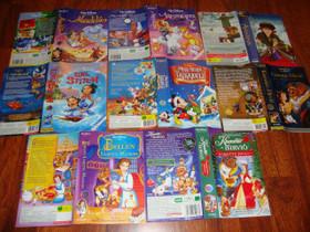 VHS kansipaperit, Elokuvat, Vaasa, Tori.fi