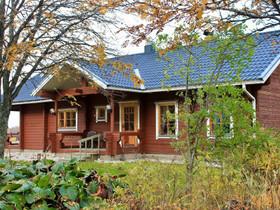 Honkarakenteen hirsitalo, Mökit ja loma-asunnot, Evijärvi, Tori.fi