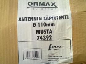 Ormax Lafarge antenniläpivienti betonitiilikatolle, Eristys ja katot, Rakennustarvikkeet ja työkalut, Porvoo, Tori.fi