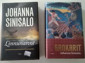 Johanna Sinisalo:Sankarit ja Linnunaivot 4e/kpl, Kaunokirjallisuus, Kirjat ja lehdet, Joensuu, Tori.fi