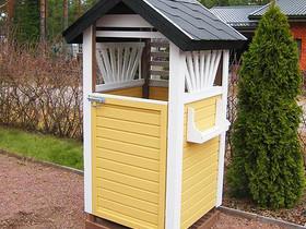 Roskakatos Uusi 240L / 320 eur tai 2x240L /570 eur, Muu piha ja puutarha, Piha ja puutarha, Pyhtää, Tori.fi