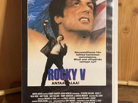 VHS - Rocky V, Elokuvat, Alavus, Tori.fi