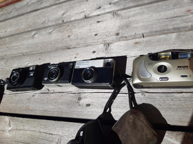 Retro kameroita, Kamerat, Kamerat ja valokuvaus, Tuusniemi, Tori.fi
