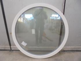 Prod-7, VEKA PVC70 pyöreä, halk 1190mm, 3K, Valk, Ikkunat, ovet ja lattiat, Rakennustarvikkeet ja työkalut, Luoto, Tori.fi