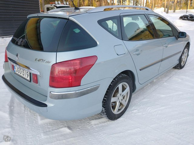 Peugeot 407 2,0  3