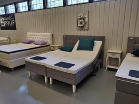 Basic moottorisänkypaketti 180x200cm -40%ALE, Sängyt ja makuuhuone, Sisustus ja huonekalut, Hanko, Tori.fi
