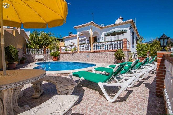 Villa Isabel, lomahuvila Costa del Solilla
