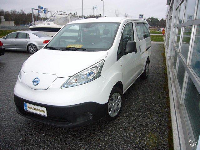 Nissan e-NV200 5-Hengen