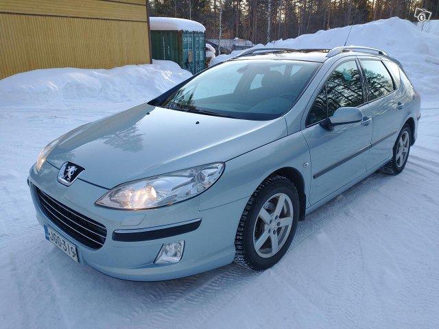Peugeot 407 2,0