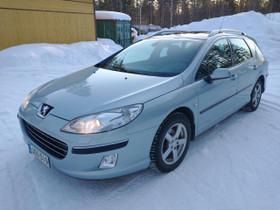 Peugeot 407 2,0 , Autot, Nurmes, Tori.fi