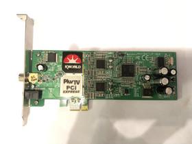 KWorld DVB-T PCI-E kortti 2 virittimellä, Komponentit, Tietokoneet ja lisälaitteet, Helsinki, Tori.fi