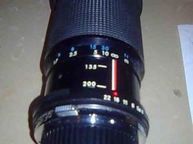 KIRON 80-200 mm kameran putki, Kamerat, Kamerat ja valokuvaus, Helsinki, Tori.fi